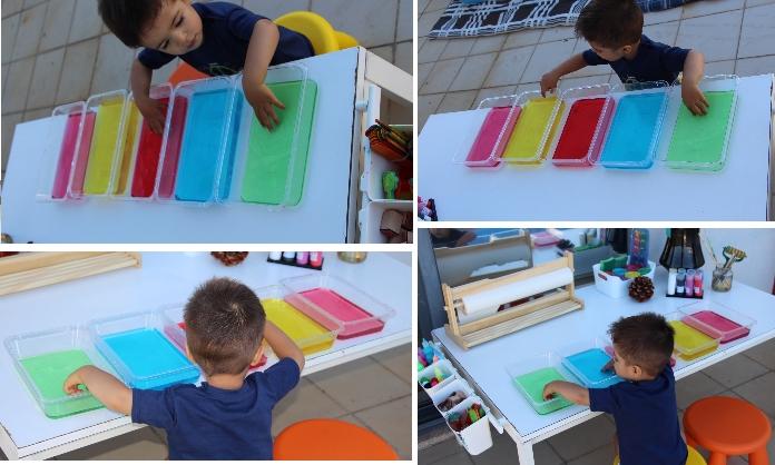Aprender a misturar cores Noções básicas1