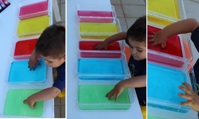Aprender a misturar cores Noções básicas2