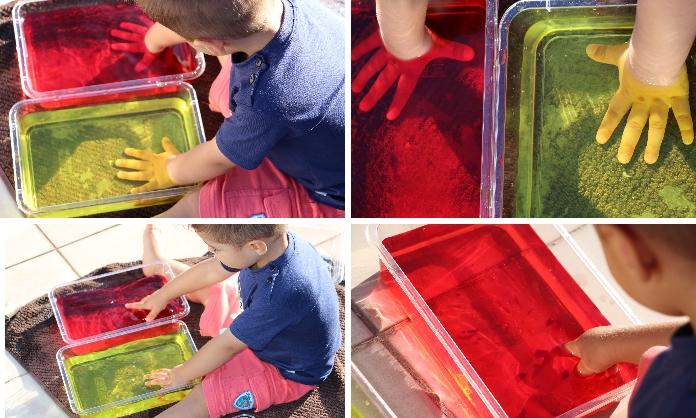 Aprender a misturar cores Noções básicas3