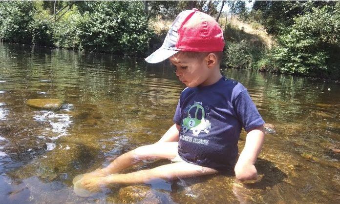Criar filhos felizes, Deixe-os brincar ao ar livre