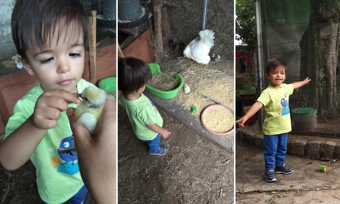 Criar filhos felizes, Deixe-os brincar ao ar livre3