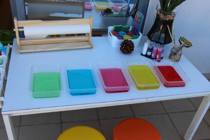 Aprender a misturar cores - Noções básicas