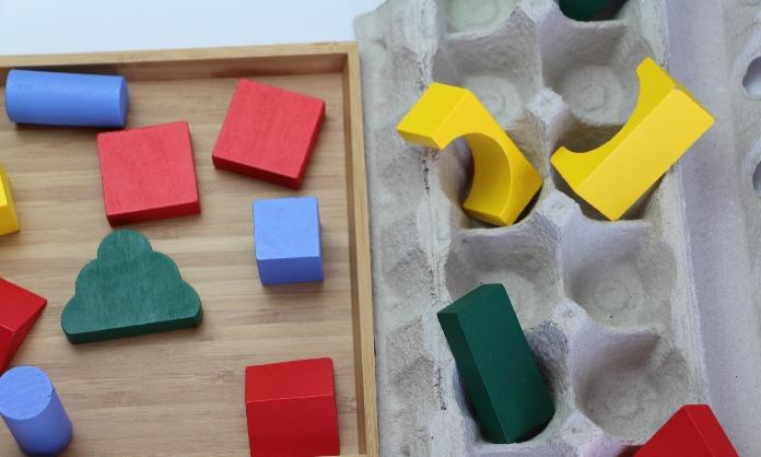 jogo pareamento pecas madeiras