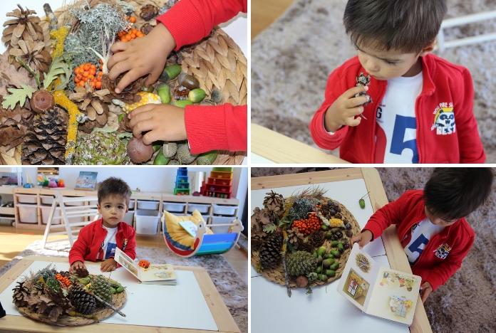 Mesa de outono sensorial3x