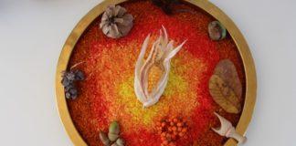 arroz sensorial outono