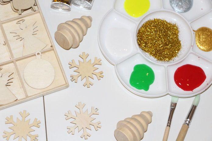 pintar ornamentos natal1