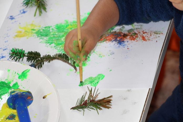 pinturas de natal ramos pinheiro