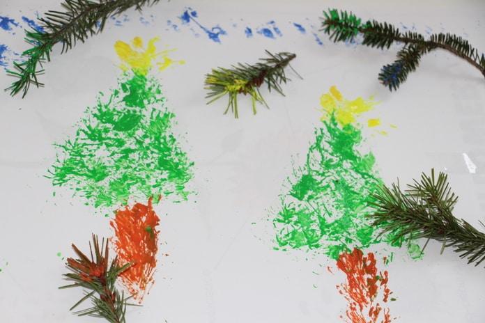 pinturas de natal ramos pinheiro1