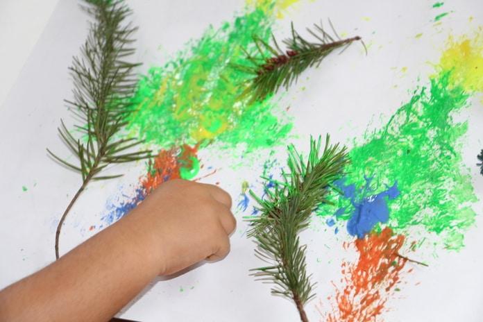 pinturas de natal ramos pinheiro5