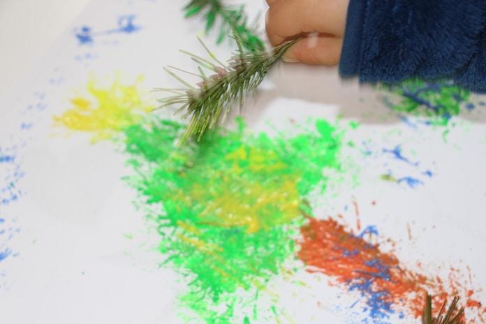pinturas de natal ramos pinheiro8