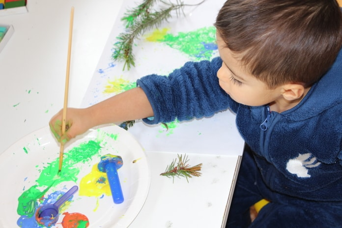 pinturas de natal ramos pinheiro4