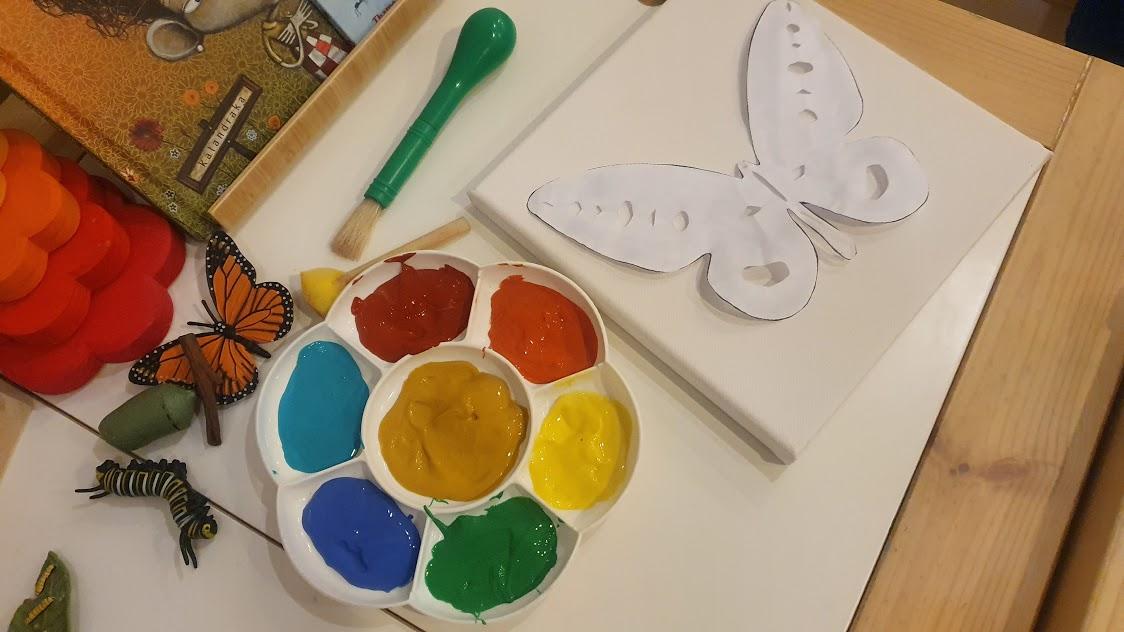 borboleta-pintar tela1