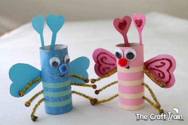 insetos do amor