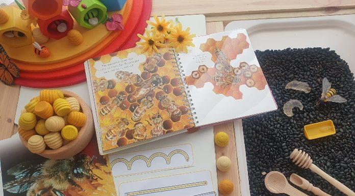 Abelhas-imprimiveis gratis-capa